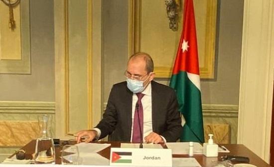 وزير الخارجية يؤكد اهمية شراكة دول الجوار الجنوبي والإتحاد الأوروبي