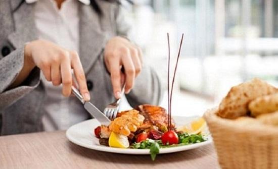 نصائح من أخصائية روسية عن الأكل في الأعياد