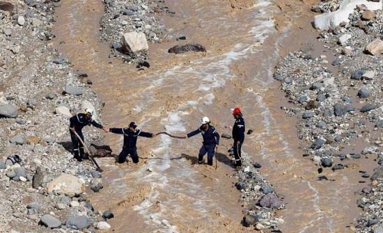 إنشاء مركز انقاذ في البحر الميت