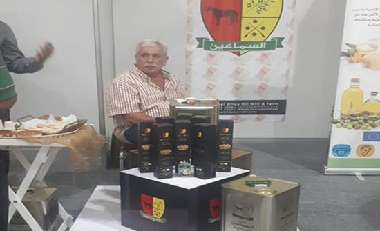 نقابة المعاصر تشارك بمهرجان صيف عمان الدولي للتسوق