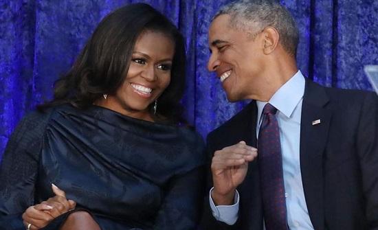 """هكذا احتفى أوباما بزوجته في """"عيد الأم"""" (صورة)"""