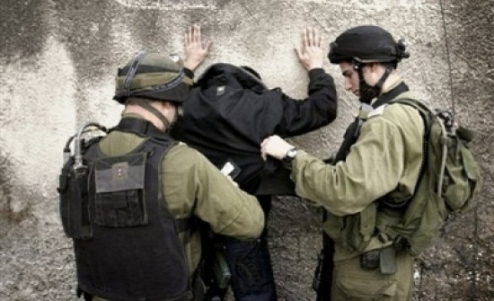 الاحتلال الاسرائيلي يعتقل 20 فلسطينيا ويقتحم موقعا اثريا بنابلس