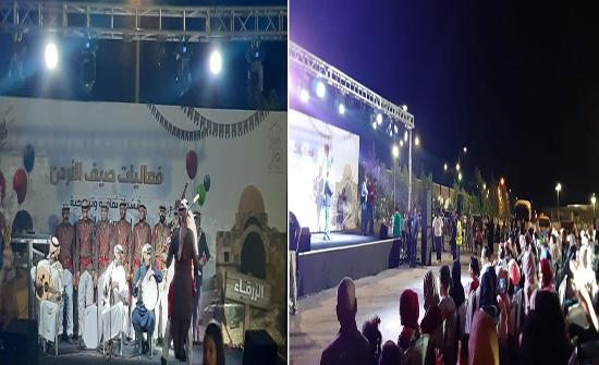 انطلاق فعاليات مهرجان صيف الزرقاء المسرحي السابع عشر