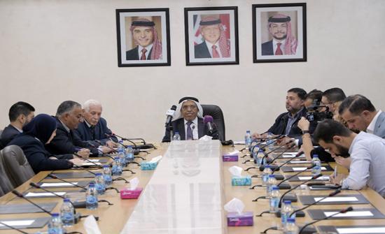 """اجتماع لـ""""فلسطين النيابية"""" لبحث فعاليات أيام مقدسية"""