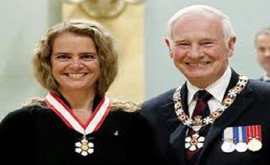 التلفزيون الكندي يعلن استقالة الحاكم العام للبلاد جولي باييت
