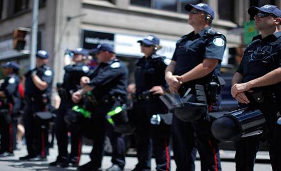 كندا : اعتقال مدير الاستخبارات بالشرطة الكندية لانتهاكه قانون الأسرار