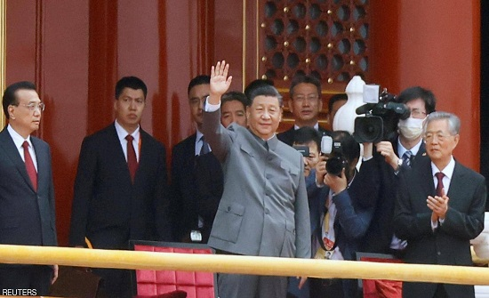 100 عام على تأسيس الحزب.. الرئيس الصيني: نهضتنا لا رجعة فيها