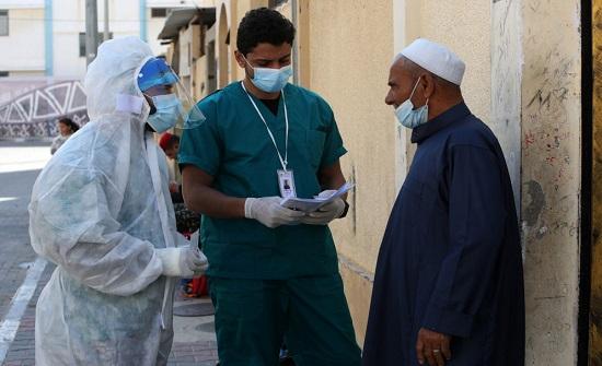 الملك يوجه بتجهيز مركز في غزة لإجراء فحوص كورونا وإعطاء اللقاحات