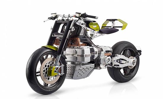 «هايبر».. دراجة كهربائية بتقنيات مستقبلية