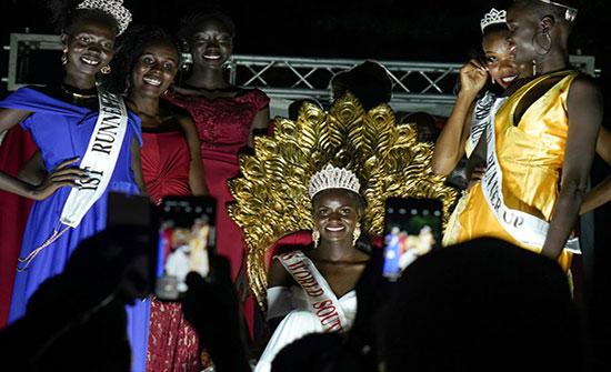 الجمال الأفريقي...مسابقة ملكة جمال جنوب السودان