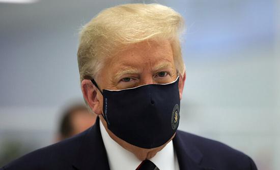 """CNN: ترامب يعد ضمن فئة المصابين """"عالية المخاطر"""" بكورونا"""