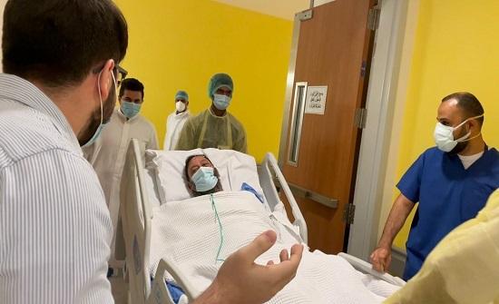 عائلة مقداد تكشف تطورات وضعه الصحي