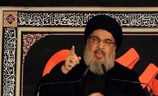 نصر الله: هناك من يسعى لجر لبنان إلى حرب أهلية