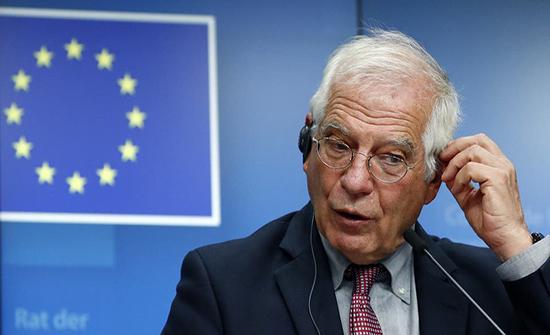 بوريل: لا مصلحة لأوروبا برؤية قواعد عسكرية في ليبيا