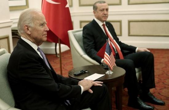 البيت الأبيض : بايدن يلتقي أردوغان منتصف حزيران