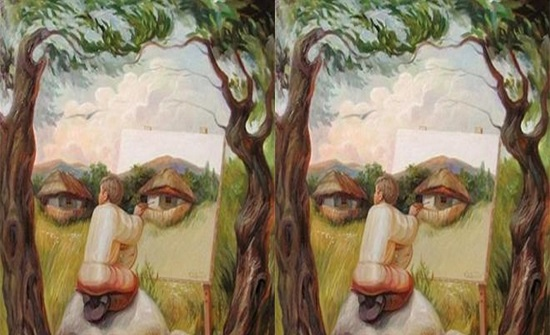 ما ترونه في هذا الرسم أولاً يكشف ما لا تعرفونه عن شخصيتكم