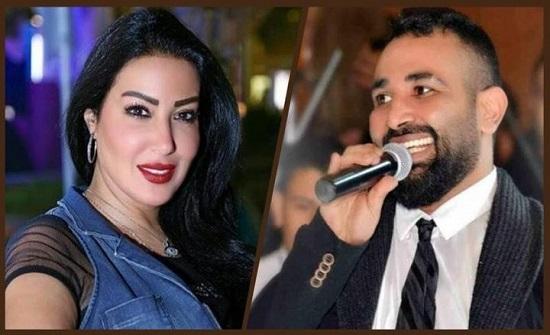 بعد شروعه بقتلها .. سمية الخشاب انا وأحمد سعد أصدقاء