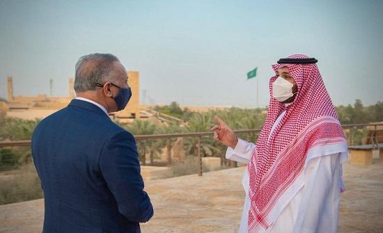 بيان سعودي عراقي: التأكيد على أهمية التنسيق في المجالات السياسية والأمنية والتجارية