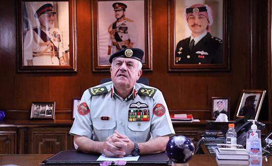 رئيس هيئة الأركان يلقي كلمة خلال الاجتماع السنوي الافتراضي لجمعية الجيش الأميركي