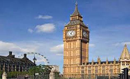 """بريطانيا : أعمال الترميم تسكت جرس """"بيج بن"""""""