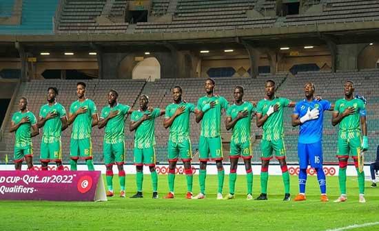 تصفيات مونديال قطر.. موريتانيا تحقق أول نقطة بتعادلها مع تونس