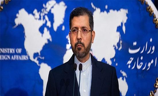 ايران : أمن المنطقة أمر يخص دولها وإيران مستعدة للحوار فقط مع جيرانها دون تدخل خارجي