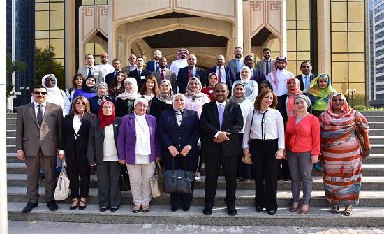 """صندوق النقد العربي ينظم دورة """"السياسة الرامية إلى الاستقرار والنمو"""""""