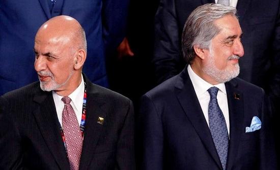 واشنطن ترحّب باتفاق تقاسم السلطة في أفغانستان