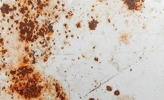 5 وسائل لإزالة الصدأ عن السطوح المعدنية