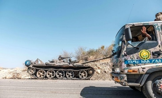 """الأمم المتحدة: الوضع الإنساني في تيغراي """"خطير ويتدهور"""""""