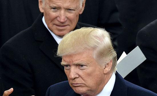 ترامب يهاجم بايدن ويدعوه للانسحاب من السباق إلى البيت الأبيض