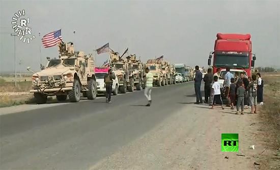 الحكومة العراقية: القوات الأمريكية التي دخلت إلى العراق من سوريا كانت بالتنسيق معنا