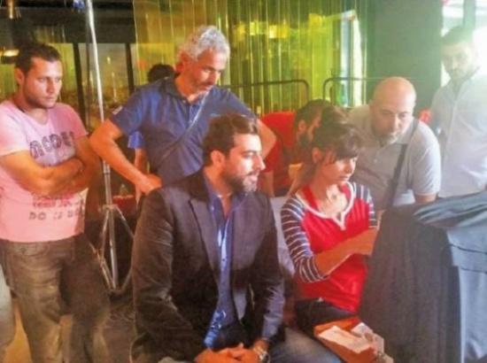 بالصورة: الموت يفجع المخرج السوري هشام شربتجي وابنته المخرجة رشا في دمشق!