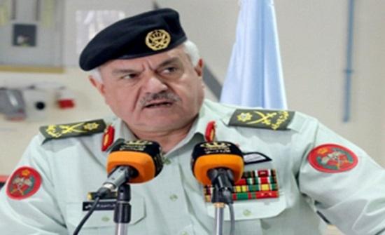 رئيس هيئة الأركان يزور قيادة لواء الملك حسين بن علي