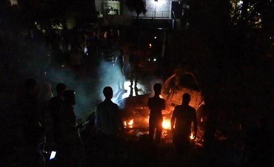 سوريا.. مقتل شرطي بانفجار قنبلة في عفرين