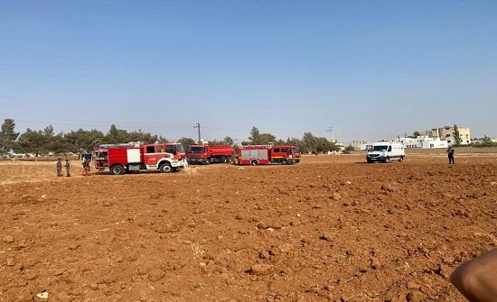 فيديو :اخماد عدد من الحرائق في مناطق مختلفة