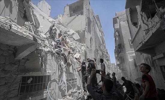 11 منظمة أممية وإنسانية تطلق حملة عالمية للتضامن مع إدلب السورية