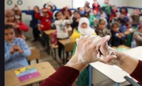 اصابات جديدة بكورونا في المدارس ليرتفع العدد إلى 94 طالبا وطالبة و 53 معلما ومعلمة