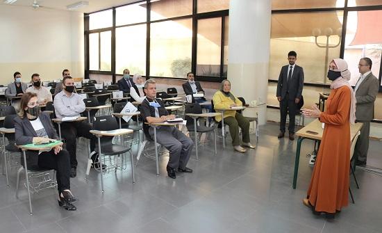 """ورشات تدريبية في """"عمان العربية"""" لأعضاء هيئة التدريس"""