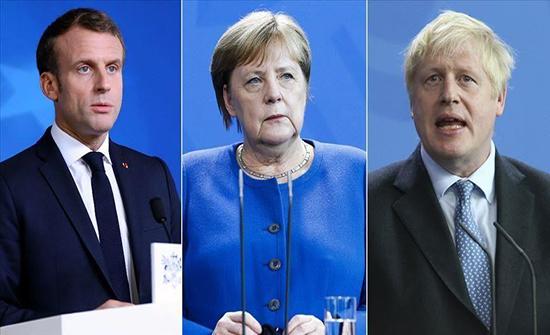 3 دول أوروبية تدعو إيران للإيفاء التام بالتزاماتها النووية