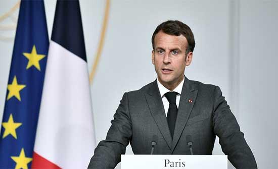 باريس تنفي إلغاء قمة بين ماكرون ونظيره السويسري لتفضيل برن مقاتلات أميركية على الفرنسية