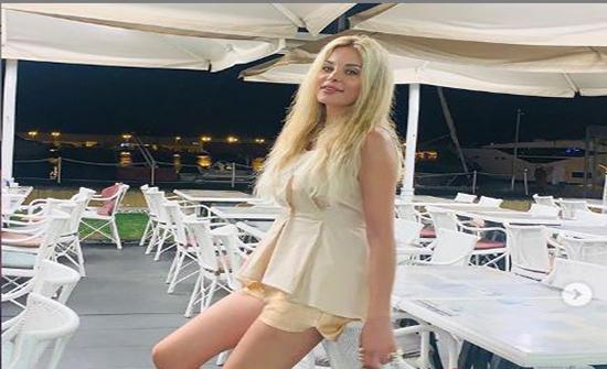 شاهد : اللبنانية دومينيك حوراني بإطلالة مثيرة على انستقرام