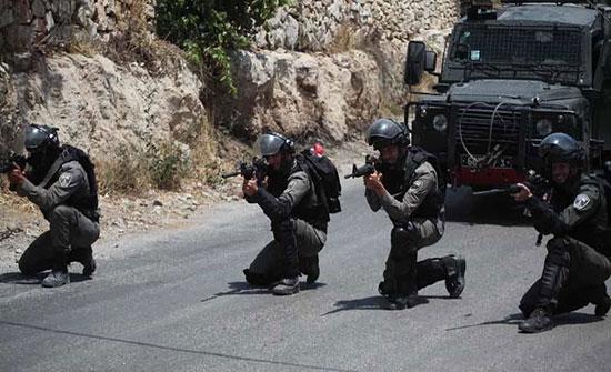 اصابة فلسطيني برصاص الاحتلال جنوب قطاع غزة
