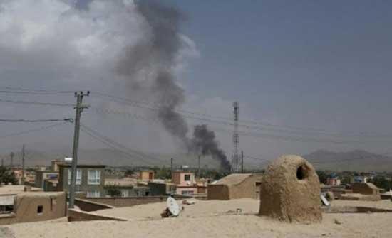 مقتل نحو 50 مسلحا في غارة على تجمع لطالبان في ولاية هلمند