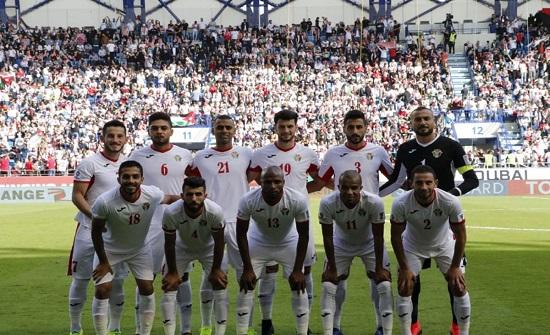 المنتخب الوطني يستدعي 26 لاعبا لمباراتي سلوفاكيا واندونيسيا