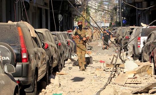 الرزاز يعزي بضحايا انفجار بيروت