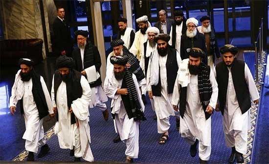 وفد أمريكي سيلتقي قادة بارزين من طالبان في الدوحة في أول محادثات منذ الانسحاب