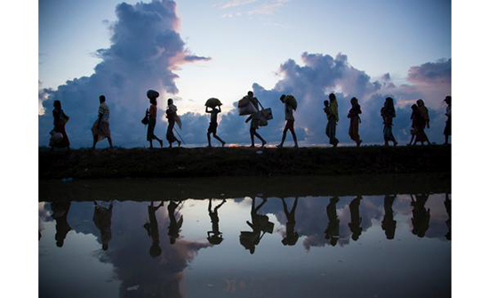 امريكا تخفض الحصة السنوية التي تستقبلها من اللاجئين