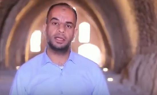 بالفيديو : بعد مساعدته اسرائليين .. رئيس بلدية الكرك يعتذر