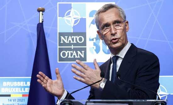 الناتو: علاقات الحلف مع روسيا مسألة ذات أولوية